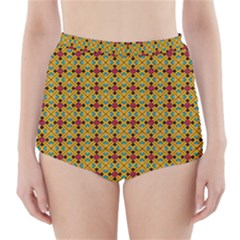 Sipirra High-waisted Bikini Bottoms by deformigo