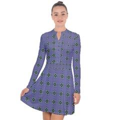 Taffia Long Sleeve Panel Dress by deformigo