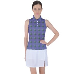 Taffia Women s Sleeveless Polo Tee by deformigo