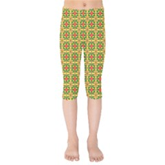 Capriccium Kids  Capri Leggings  by deformigo
