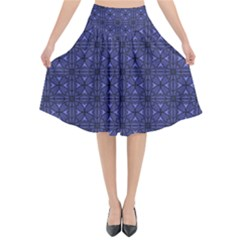 Sakami Flared Midi Skirt by deformigo