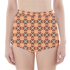 Soneva High Waisted Bikini Bottoms