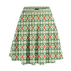 Masella High Waist Skirt by deformigo