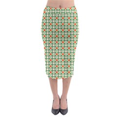 Masella Midi Pencil Skirt by deformigo
