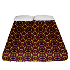 Socotra Fitted Sheet (queen Size) by deformigo