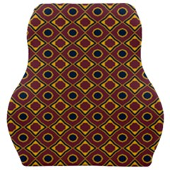 Socotra Car Seat Velour Cushion  by deformigo