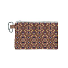 Socotra Canvas Cosmetic Bag (small) by deformigo