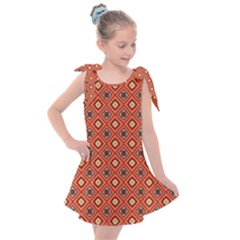 Kadomo Kids  Tie Up Tunic Dress by deformigo
