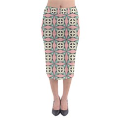 Noronkey Midi Pencil Skirt by deformigo