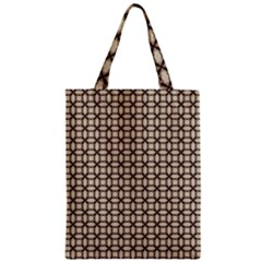 Esperanto Zipper Classic Tote Bag by deformigo
