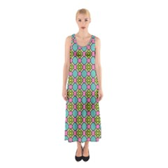 Forio Sleeveless Maxi Dress
