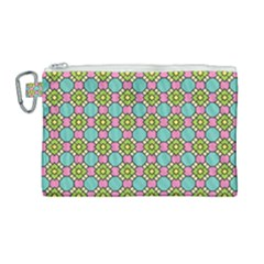 Forio Canvas Cosmetic Bag (large) by deformigo