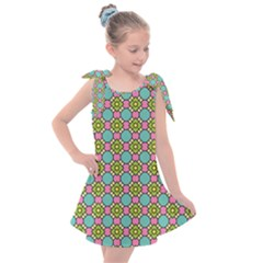 Forio Kids  Tie Up Tunic Dress by deformigo
