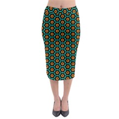 Socorro Midi Pencil Skirt by deformigo