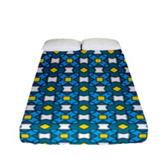 Suplado Fitted Sheet (full/ Double Size) by deformigo