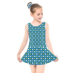 Suplado Kids  Skater Dress Swimsuit by deformigo