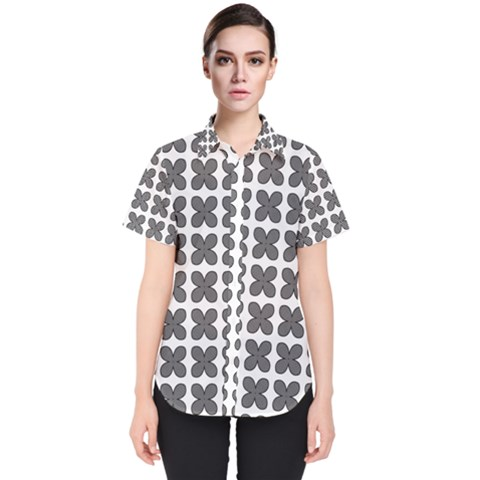 Argenta Women s Short Sleeve Shirt by deformigo