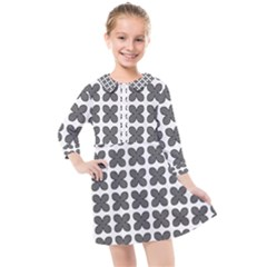 Argenta Kids  Quarter Sleeve Shirt Dress by deformigo