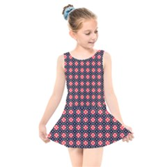 Maria Mai Kids  Skater Dress Swimsuit by deformigo