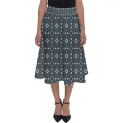 Sotira Perfect Length Midi Skirt by deformigo