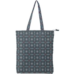 Sotira Double Zip Up Tote Bag by deformigo