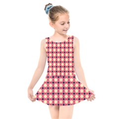 Palomino Kids  Skater Dress Swimsuit by deformigo