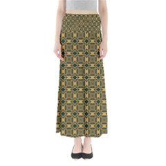 Delford Full Length Maxi Skirt by deformigo