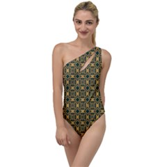 Delford To One Side Swimsuit by deformigo