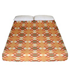 Mollis Fitted Sheet (king Size) by deformigo