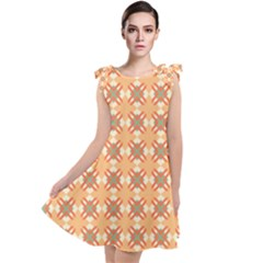 Mollis Tie Up Tunic Dress by deformigo