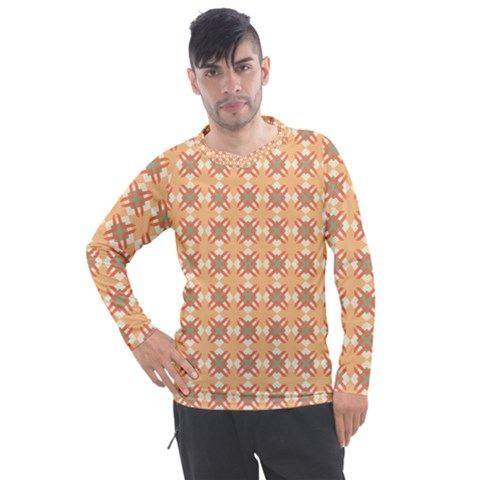 Mollis Men s Pique Long Sleeve Tee by deformigo