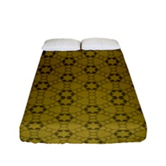 Damietta Fitted Sheet (full/ Double Size) by deformigo