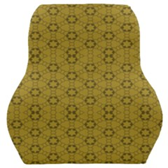 Damietta Car Seat Back Cushion  by deformigo