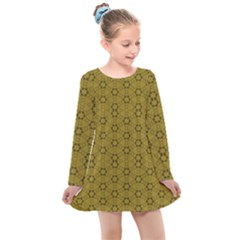 Damietta Kids  Long Sleeve Dress by deformigo