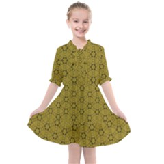 Damietta Kids  All Frills Chiffon Dress by deformigo