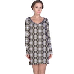 Eliana Long Sleeve Nightdress