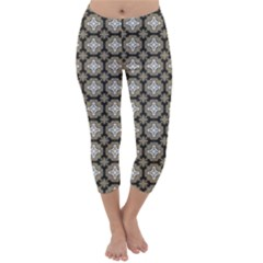 Eliana Capri Winter Leggings  by deformigo