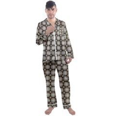 Eliana Men s Satin Pajamas Long Pants Set by deformigo