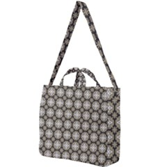 Eliana Square Shoulder Tote Bag by deformigo