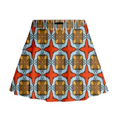 Ascain Mini Flare Skirt