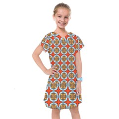 Ascain Kids  Drop Waist Dress by deformigo