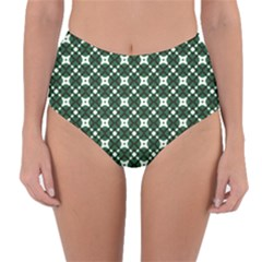 Aronido Reversible High-waist Bikini Bottoms by deformigo
