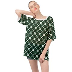 Aronido Oversized Chiffon Top