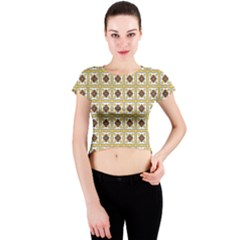 Lumio Crew Neck Crop Top by deformigo