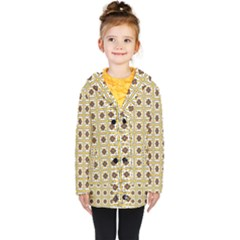 Lumio Kids  Double Breasted Button Coat