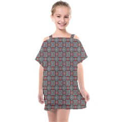 Vincentia Kids  One Piece Chiffon Dress by deformigo