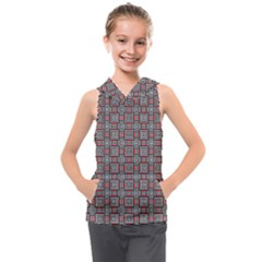 Vincentia Kids  Sleeveless Hoodie by deformigo