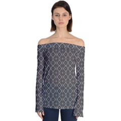 Aranyel Off Shoulder Long Sleeve Top