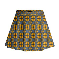 Arismendi Mini Flare Skirt by deformigo