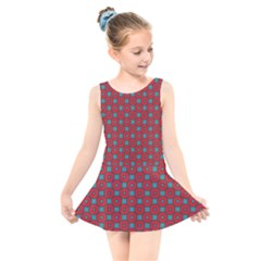 Nukanamo Kids  Skater Dress Swimsuit by deformigo